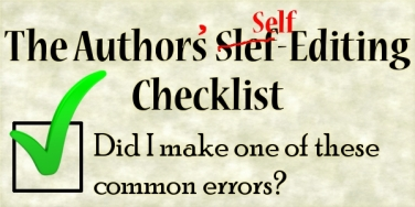 authors-self-editing-checklist